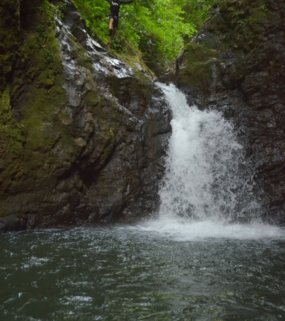 Gravity Falls Waterfall Jumping Is One Of A Rica S Most