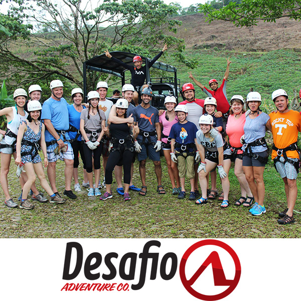 Arenal MAMBO COMBO Tour: Rappel + Raft