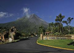 Arenal Volcano Hike COMBO Hot Springs Los Lagos
