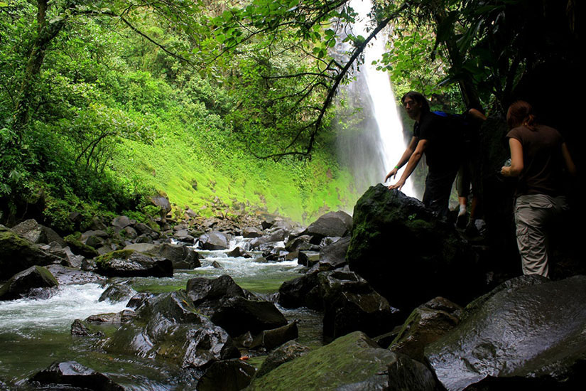 La Fortuna Waterfall Guided Hike
