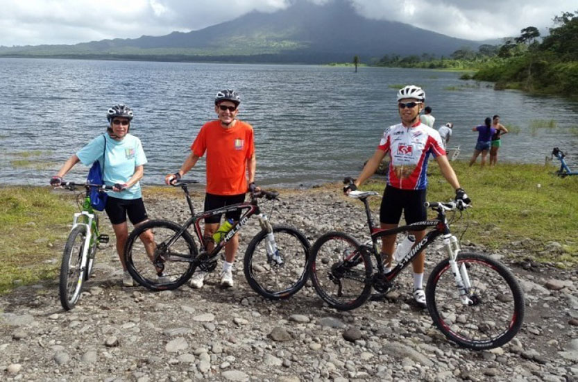Mountain Biking Arenal Volcano Hills Pueblos Swimming Holes