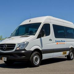 San Jose Airport to Hotel Conchal - Shuttle Transportation