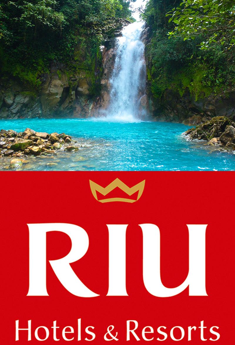 RIU Tours: Rio Celeste National Park & Tenorio Volcano Guided Hike
