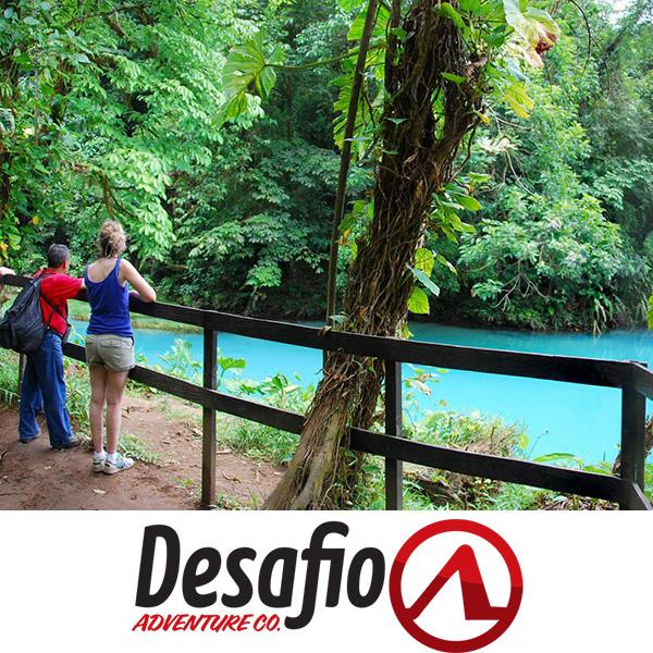Rio Celeste National Park Day Tour (Blue River)