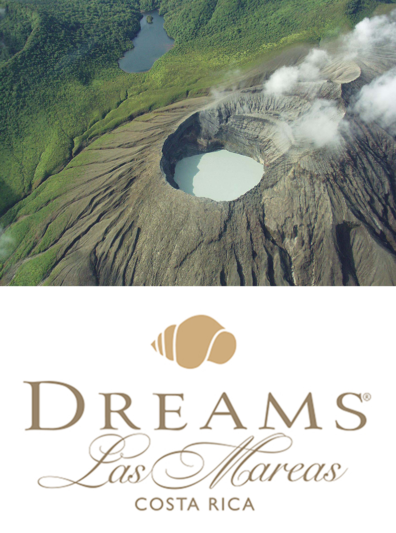 Dreams Las Mareas Tours: Rincon de la Vieja National Park Guided Hike