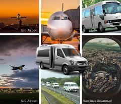 Tamarindo to San Jose Airport - Shared Shuttle Transportation Services
