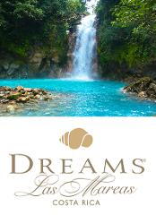 Dreams Las Mareas Tours: Rio Celeste Hike (Light Blue River)