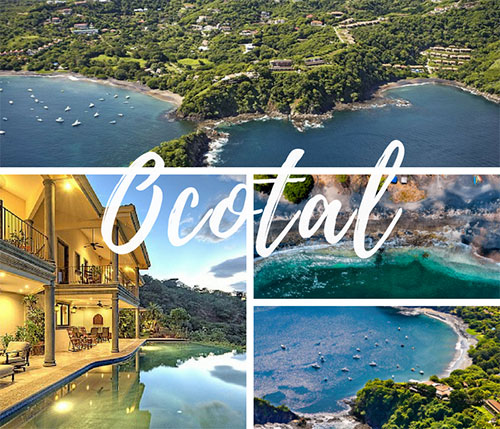 Shuttle Dominical to Ocotal Guanacaste
