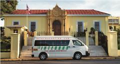 Shuttle San Jose downtown to Conchal - Playa Conchal