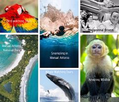 Dreams Las Mareas to Manuel Antonio - Shared Shuttle Transportation Services