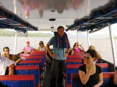 Taxi Boat La Fortuna Arenal to Monteverde