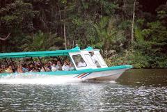 Shuttle Tortuguero Taxi Boat to Puerto Viejo