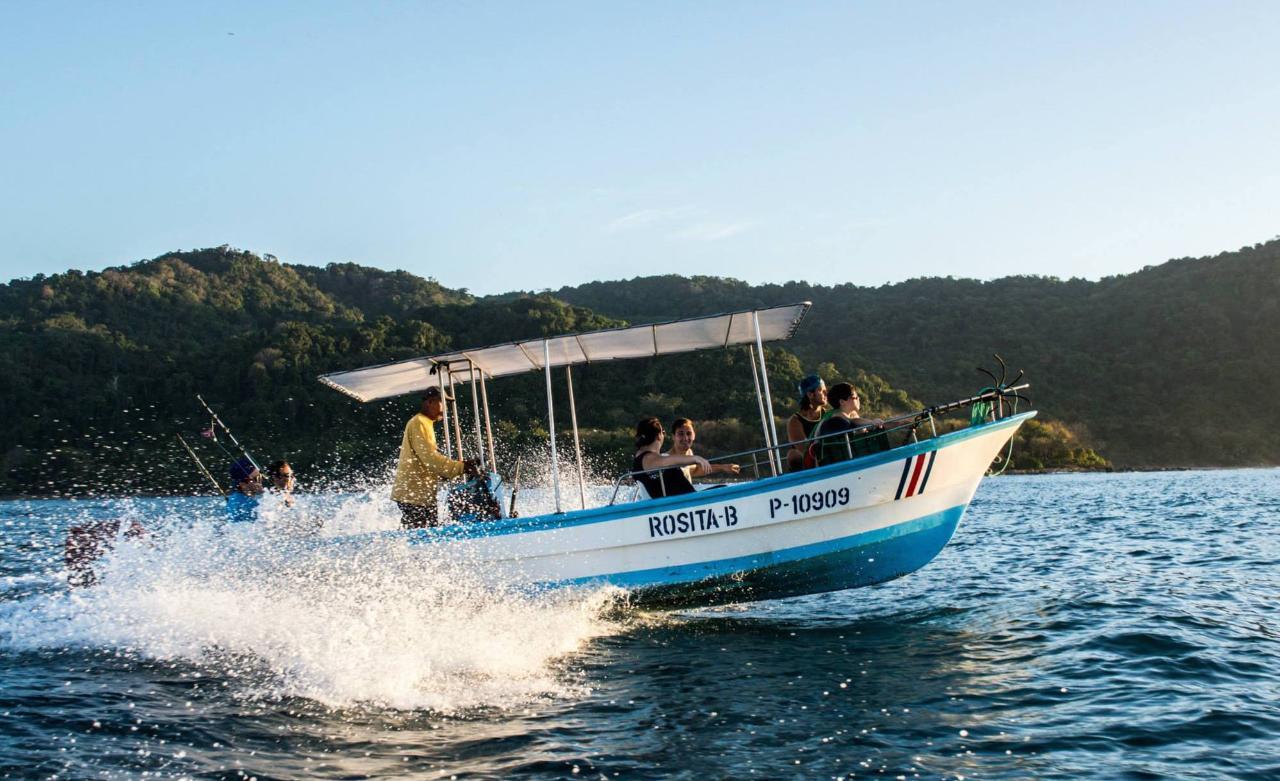 Fishing Trips: Mal Pais & Santa Teresa