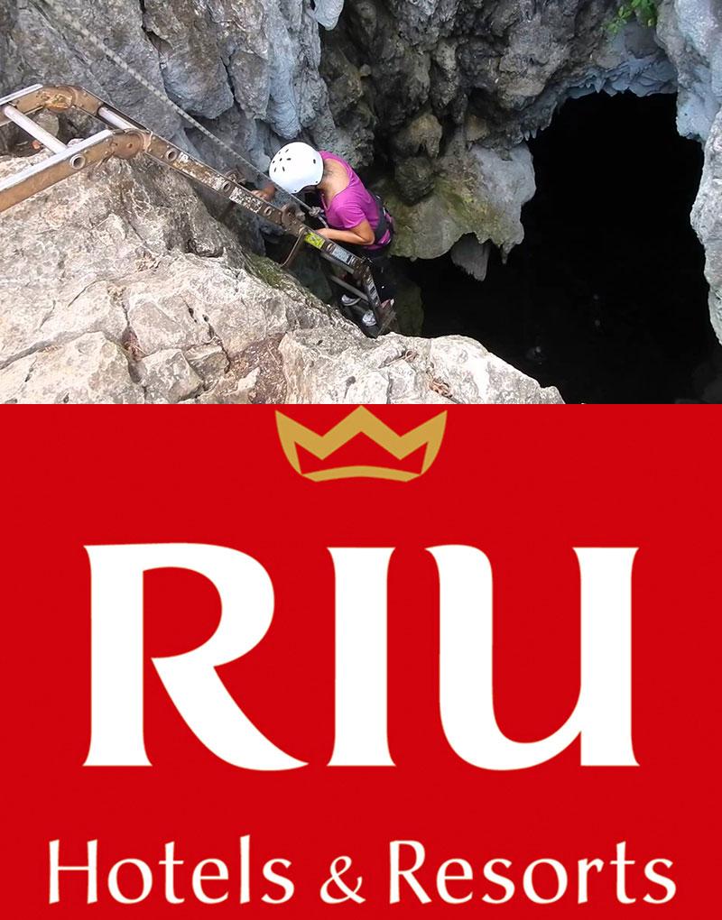 RIU Tour: Barra Honda Caves (Spelunking)