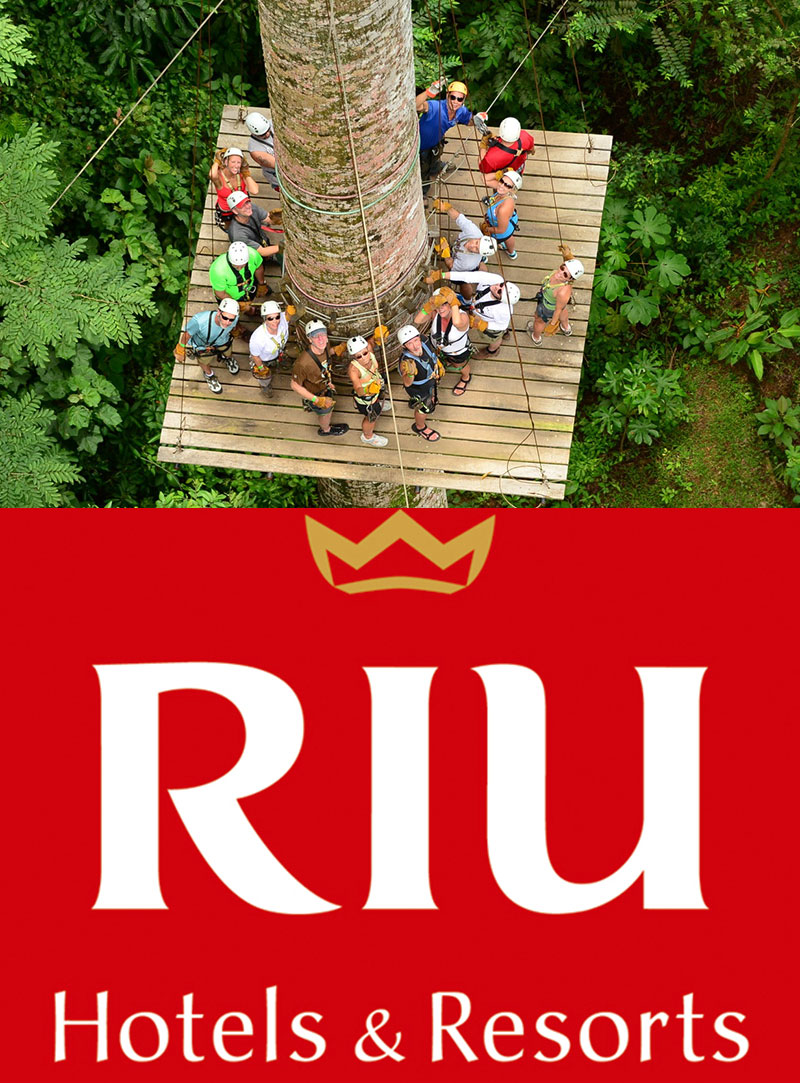 RIU Tours: Monteverde One-Day Tour with Sky Adventures Canopy