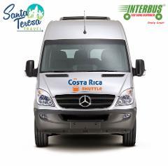 Private Transfer San Jose to Rio Celeste - Blue River