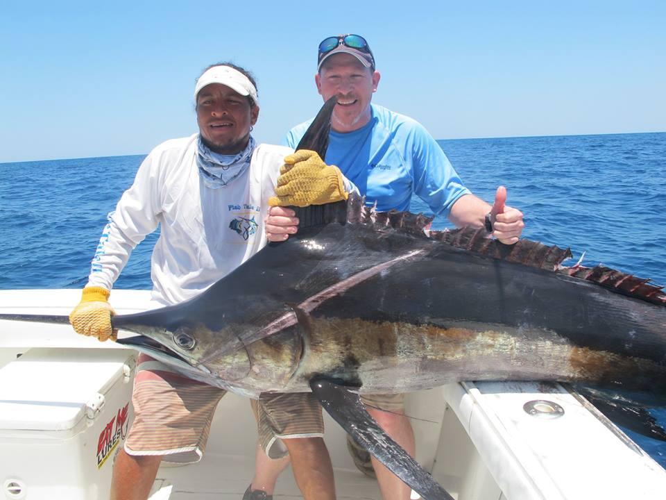Full Day Deep Sea Fishing - Montezuma