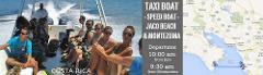 Montezuma To Manuel Antonio, Quepos : TAXI BOAT