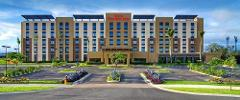 Shuttle San Jose downtown hotels to Liberia