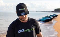 00Seven Trucker Hat