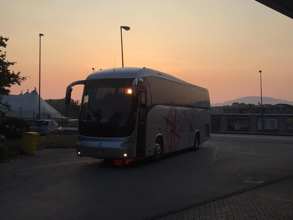 Roma Tiburtina - Caserta (Stazione FFSS-Hotel Royal)