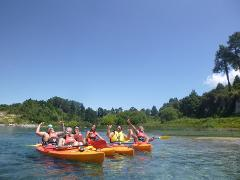 SPECIAL - Group of 3 & 1 Free - Waikato River Float Tour
