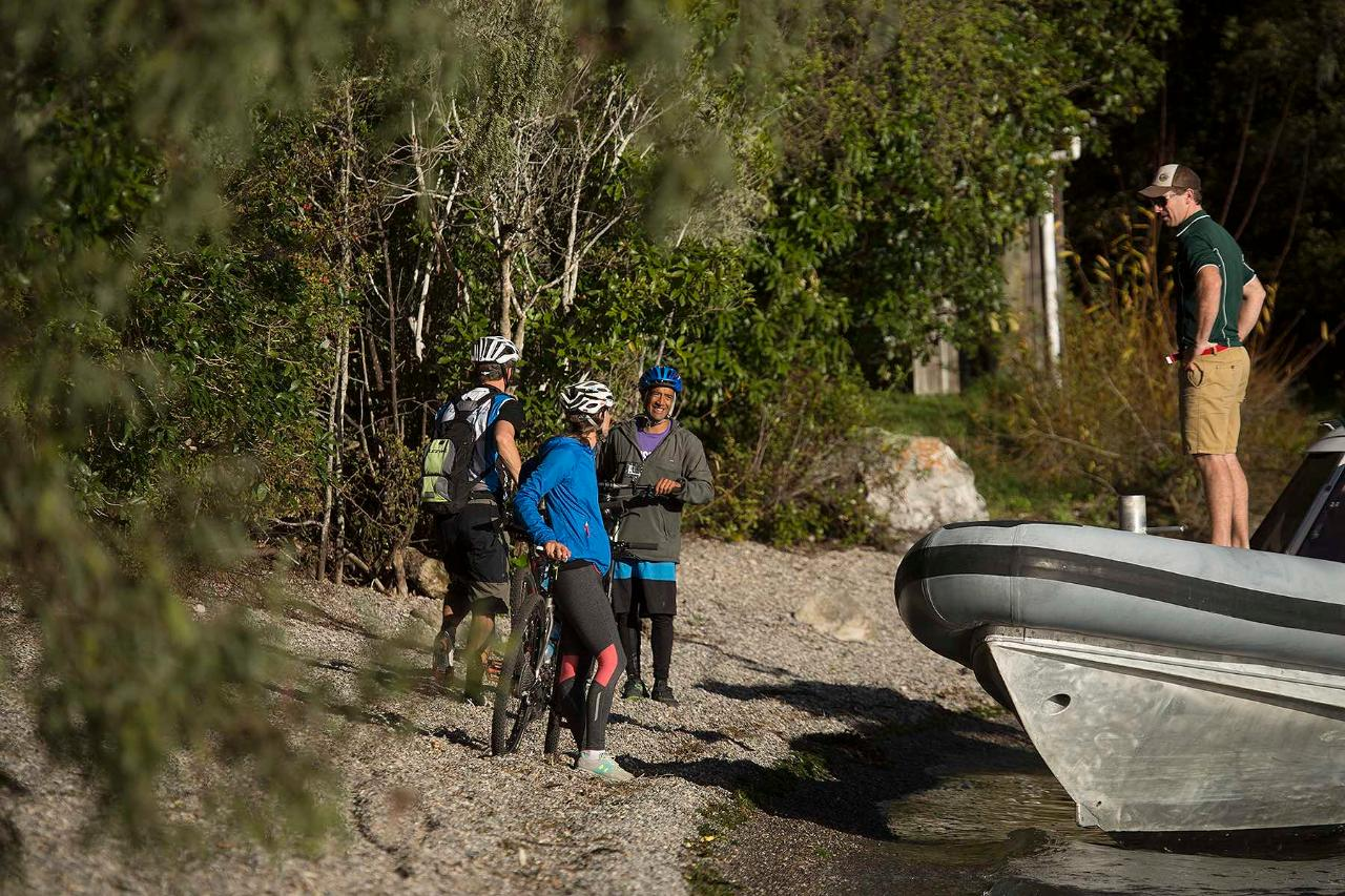 Great Lake Trail - Orakau and K2K Bike Hire & Transport (Unguided)