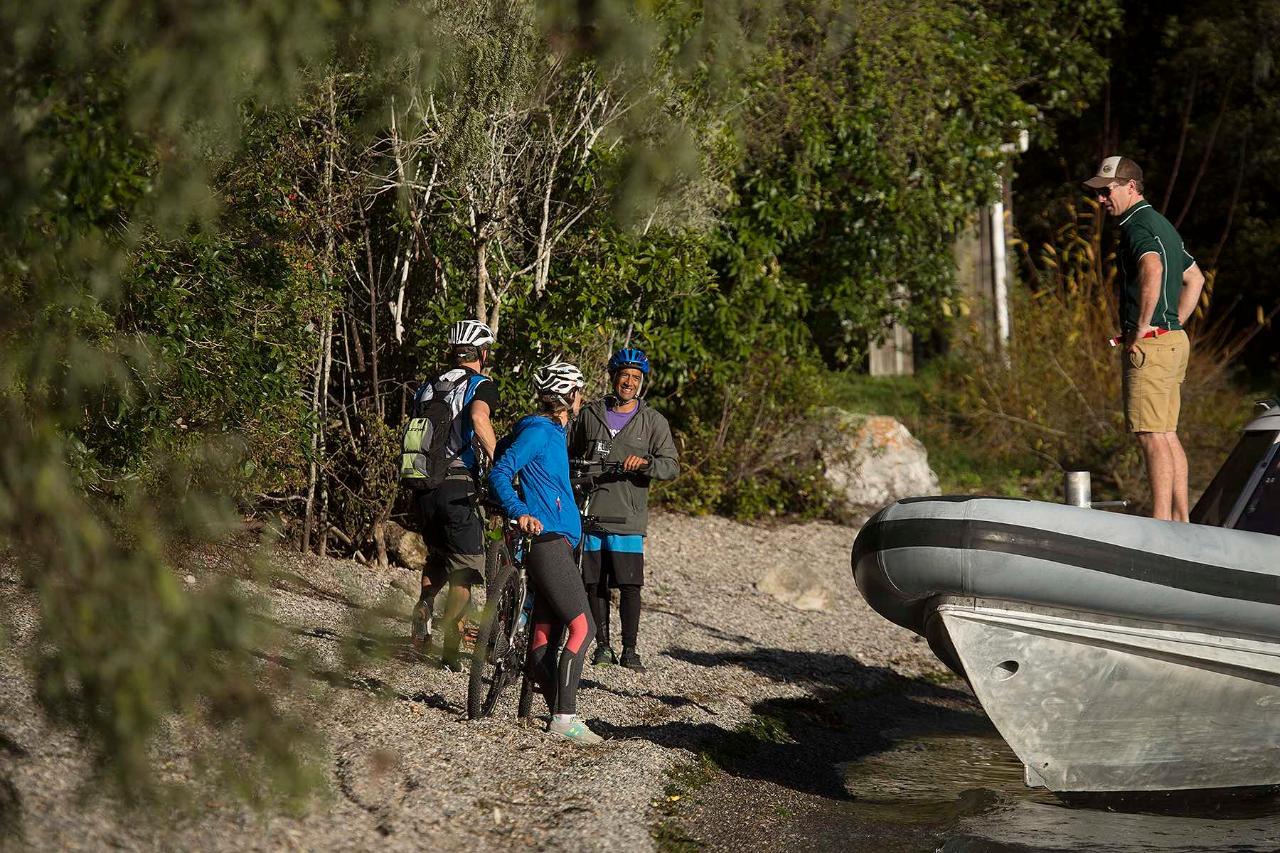 Orakau and K2K Bike Hire & Transport (Unguided)