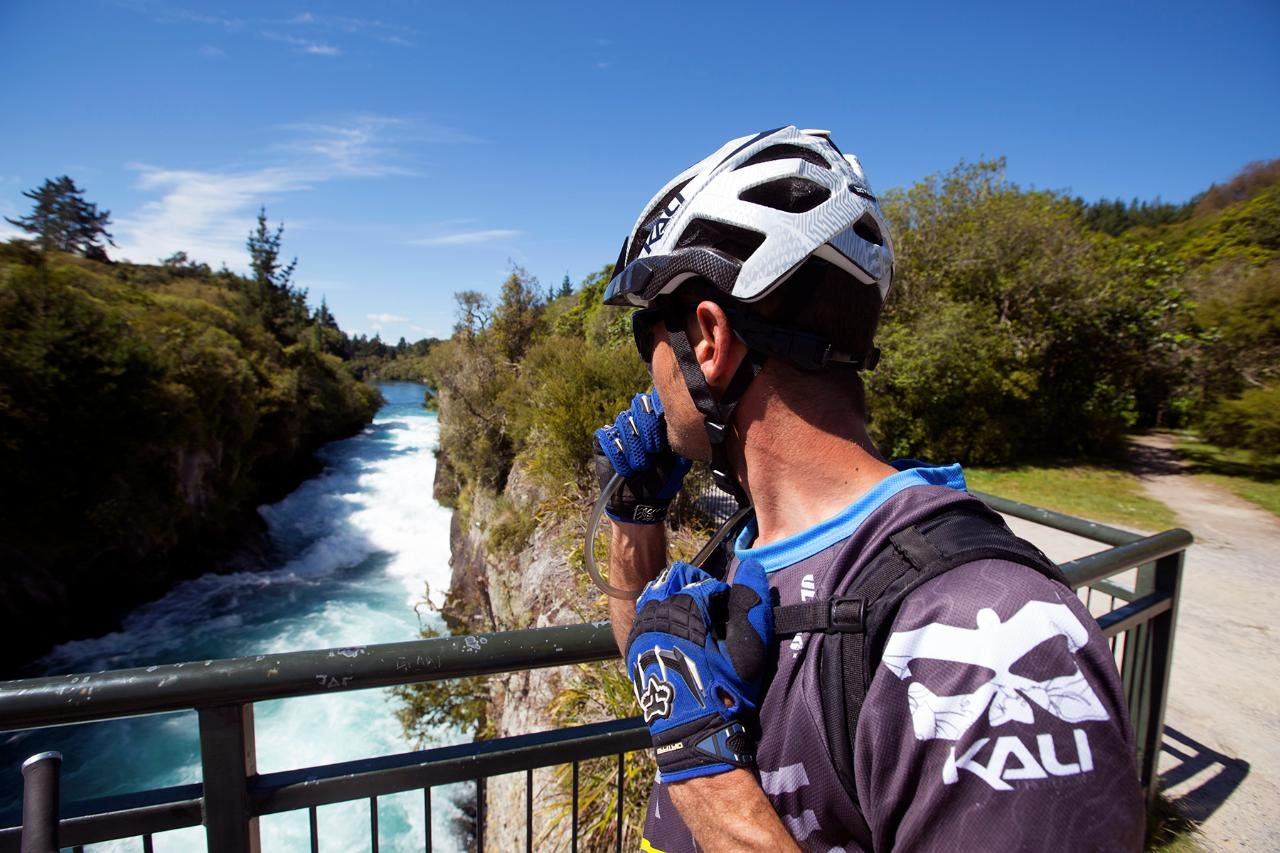 Rotary Trail (Huka Falls & Aratiatia Dam) Guided Tour Package