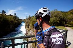 Rotary Trail (Huka Falls & Aratiatia Dam ) Bike Hire and Transport Package (Unguided)