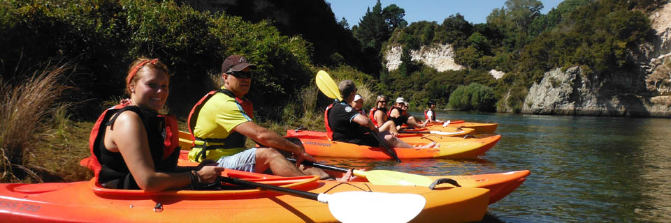 Waikato River Float