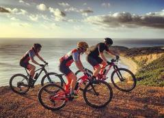 Surf Coast Full Day Mountain Bike Experience including Lunch (6 Hours)