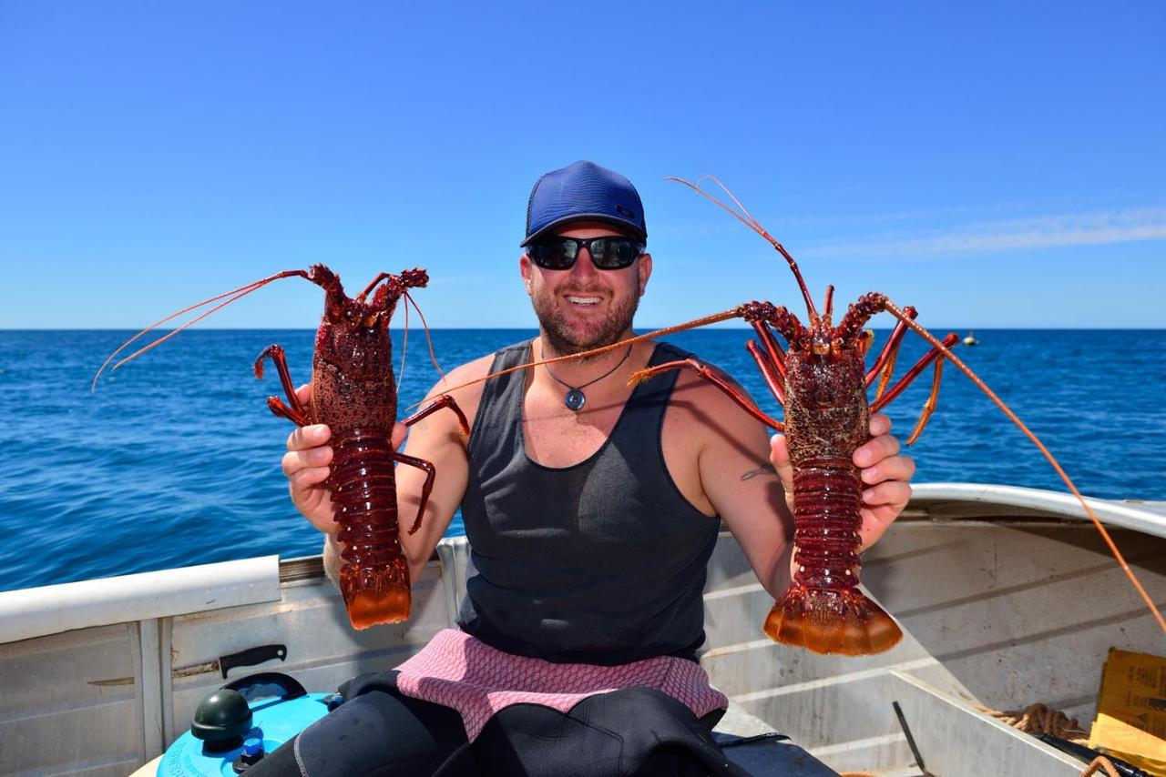 Crayfish Pot Pull