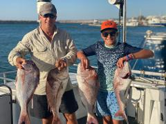 Half Day Fishing Charter Onboard Fortitude - Geraldton