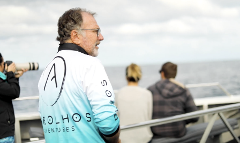 Abrolhos Islands Sightseeing & Historical Cruise with Dr Howard Gray