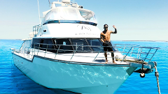 Abrolhos Island Liveaboard Charter onboard Fortitude