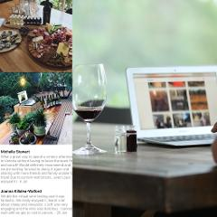 Private virtual guided wine tasting for 10+ppl (6 x2oz samples)  at your own separate locations