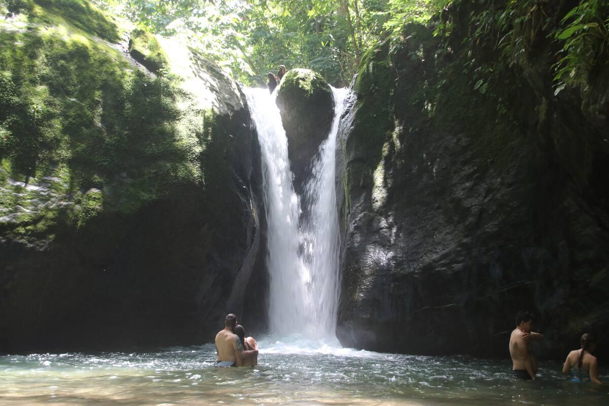 Waterfall Adventure Osa