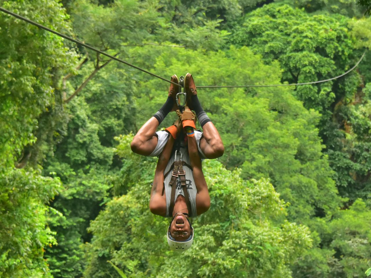 Zip Line Canopy Tour