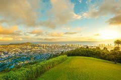 Shaka Guide Honolulu's Backyard Rainforest Driving Tour