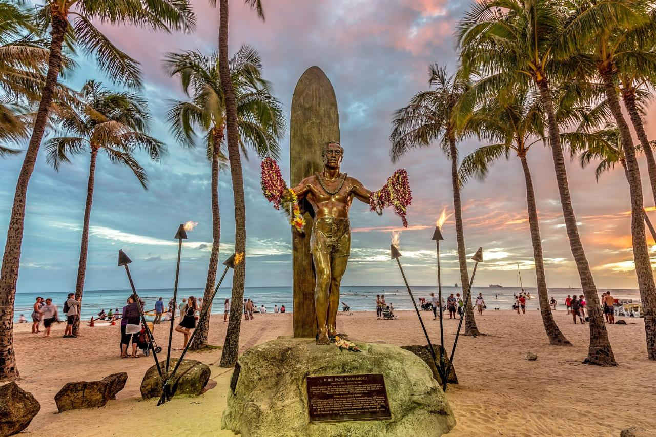Shaka Guide Heart of Waikiki Walking Tour