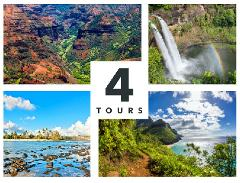 Shaka Guide Kauai Epic Road Trip Adventure Driving Tour Bundle