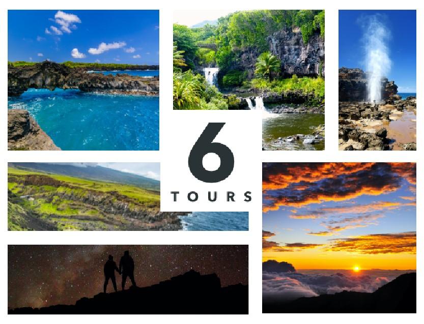 Shaka Guide Maui Driving Tour Bundle