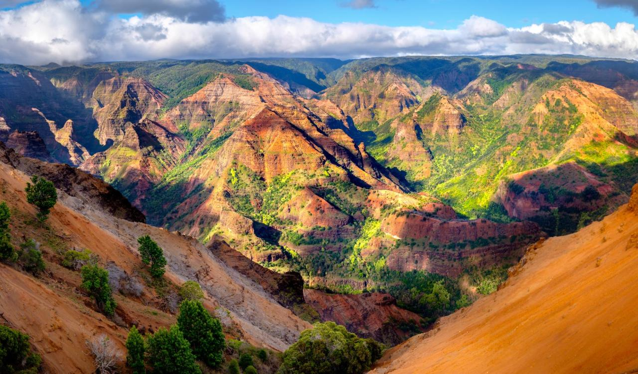 Shaka Guide Kauai Waimea and Na Pali Driving Tour
