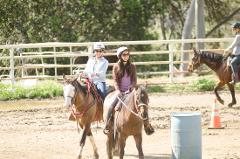 60 Minute Western Group Lesson - Ed Levin Park