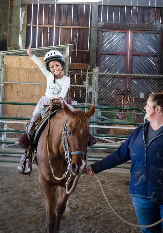 15 Minute Pony Ride - Ed Levin Park