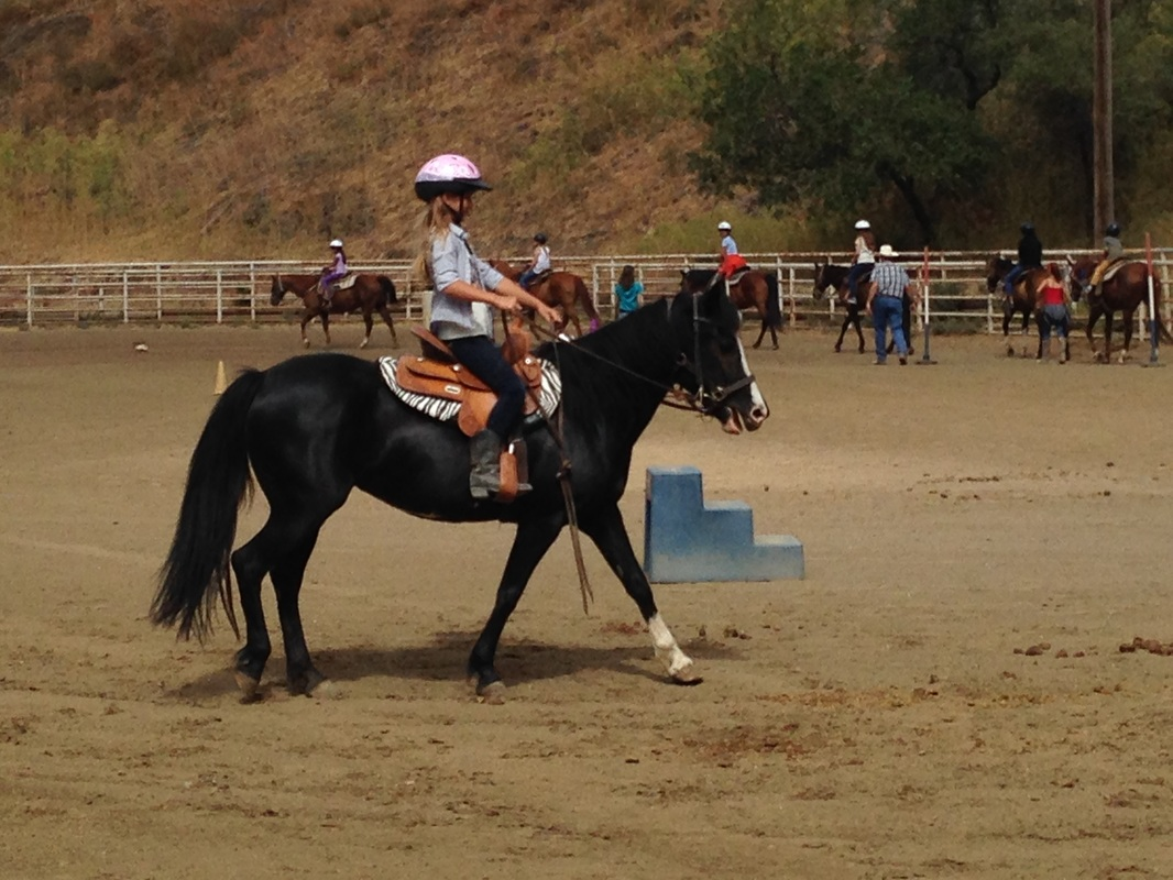 60 Minute Intermediate Western Group Lesson - Ed Levin Park