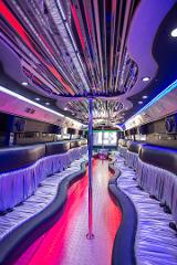 Transfers A2B Short & Sweet 48 Seat  *Alcohol License/Toilet/AC