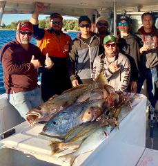 Private/Whole boat 3/4 day (7hr) ocean/reef fishing charter