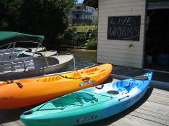 Kayak Hire - Double - Discounted Rate